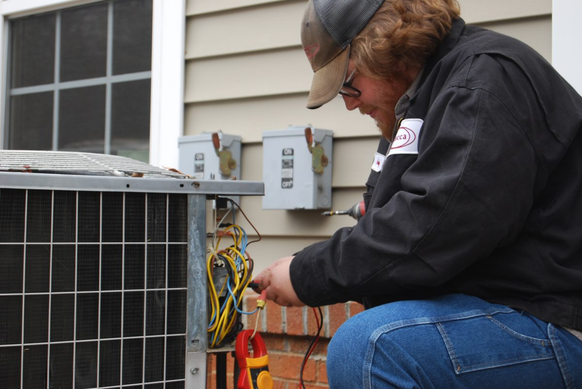 Discca Environmental Services Inc A Full Service Mechanical Commercial Hvac Wiring